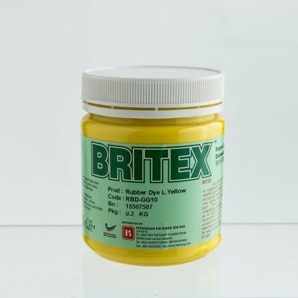 BRITEX RUBBER DYE 200ml